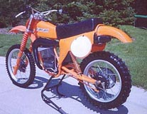 1976 Can-Am 250cc