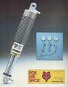 Fox AirShocks was the trick in the late 70's and the beginning of the 80's